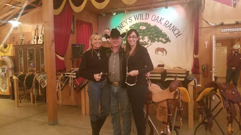 Cynthia Bias, John Ward & Mikelle Azevedo Awards